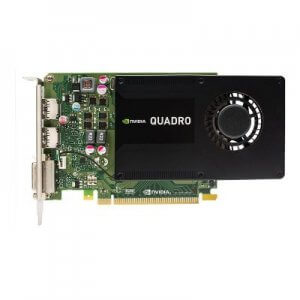 Placa video second hand nVIDIA Quadro K2200 4GB 128BIT, PCI Express