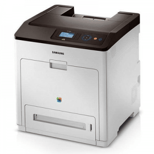 Imprimante second hand color Samsung CLP-775ND, 35ppm, duplex, retea