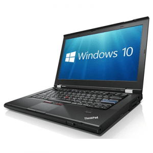 Laptop refurbished Lenovo ThinkPad T420 I5-2540M, 4GB ddr3, 250GB, Windows 10 Home