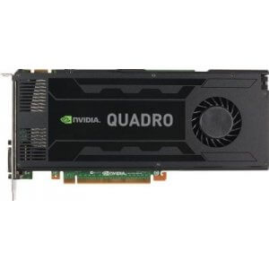 Placa video second hand nVIDIA Quadro K4000 3GB 192BIT, PCI Express