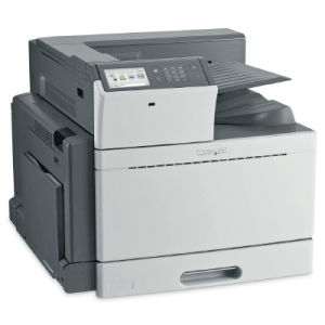 Imprimanta second hand A3 Lexmark C950de, color, 50ppm, duplex, retea