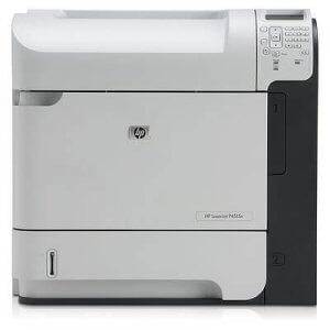 Imprimanta second hand HP LaserJet P4515N, retea, cartus incarcat 100%