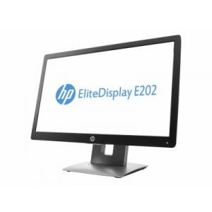 Monitor LED second hand HP E202, 20 inch, Grad A