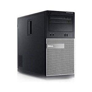 Calculator tower Dell Optiplex 390 MT, Core i5-2400, 8Gb ddr3, 250Gb, GT640 1Gb