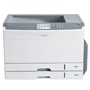 Imprimanta second hand A3 Lexmark C925, color, 30ppm, duplex, retea