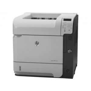 Imprimanta second hand HP LaserJet Enterprise 600 M602n, 50ppm, cartus incarcat 100%