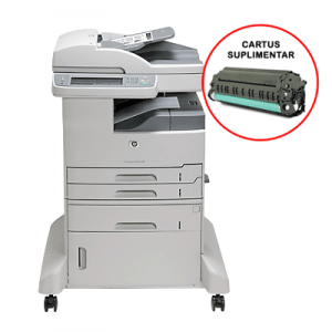 Multifunctionala A3 second hand HP LaserJet M5035DTN MFP, cartus suplimentar
