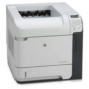 Imprimante second hand HP Laserjet P4015N, retea, cartus incarcat 100%