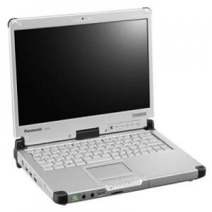 Laptop refurbished touchscreen Panasonic Toughbook CF-C2, Core i5-3427u, 8GB ddr3, SSD 240GB, Pen inclus, Windows 10 Home