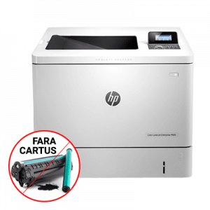 Imprimante laser A4 HP Color LaserJet Enterprise M552, fara cartuse