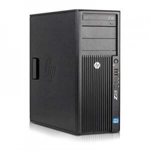 Workstation second hand HP Z210 MT i7-2600, 8Gb ddr3, SSD 128GB+500Gb, ATI Radeon 1Gb