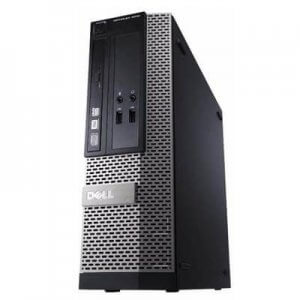 Calculator Second Hand Dell Optiplex 3010 SFF i3-3220 2.6GHz, 4GB DDR3, 320GB