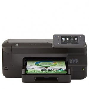 Imprimanta second hand color HP Officejet Pro 251dw, 25ppm, duplex, wireless