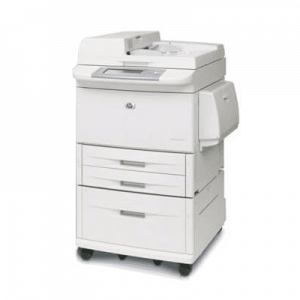 Multifunctionala second hand A3 HP Laserjet M9040 MFP