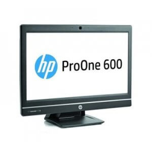 PC All-in-One HP ProOne 600 G1 21.5'', Core i5-4570t, 8GB ddr3, 128GB SSD