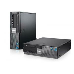 Calculatoare second Dell Optiplex 980 SFF, Core i5-650, 4Gb ddr3, 250Gb