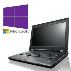 Laptop Refurbished Lenovo Thinkpad L430 Core i3-3120M 2.5GHz/4GB ddr3/320GB/Windows 10 Pro