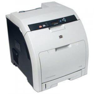 Imprimanta laser color HP Laserjet 3600n, retea inclusa