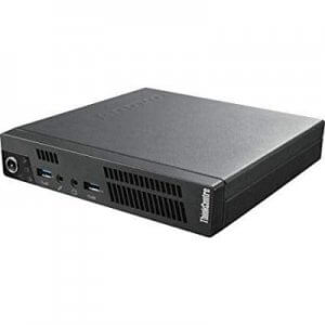 Mini PC refurbished Lenovo ThinkCentre M92p Tiny Core i5-3470T, 4Gb ddr3, 500Gb, Windows 10 Home
