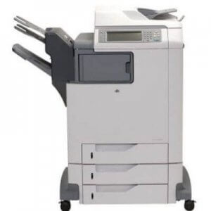 Copiator second hand HP Laserjet 4730MFP, color