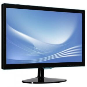 Monitor LED second hand Samsung S22D390, 22 inch, Full HD, Grad A
