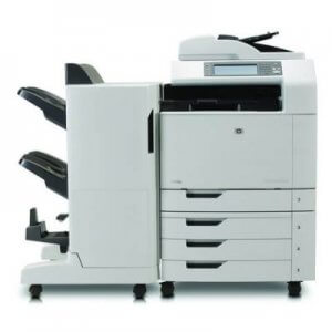 Multifunctionale second hand A3 HP Color LaserJet CM6030f MFP