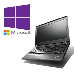 Laptop Refurbished Lenovo ThinkPad X230 i5 3210M 2.5Ghz/4GB/320GB/Windows 10 Pro