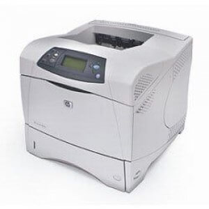 Imprimanta second hand HP Laserjet 4250n fara cartus