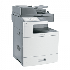 Multifunctionale second hand color Lexmark X792de, 50 ppm