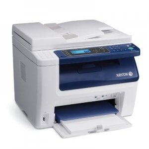 Multifunctionala compacta laser color Xerox WorkCentre 6015
