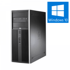 Calculatoare Refurbished HP 8100 ELITE MT Core I3-550, 4GB ddr3, 250GB, Windows 10 Home
