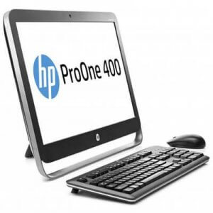 PC All in One HP ProOne 400 Core i3-4130T 2.90GHz, 4GB, 500GB HDD, 19.5inch