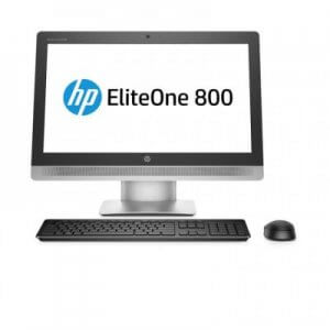 PC All-in-One HP EliteOne 800 G2 23'', Core i5-6500, 8GB ddr4, 1TB HDD