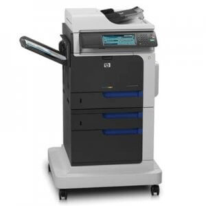 Multifunctional laser color HP LaserJet CM4540 mfp, 40ppm