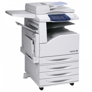 Multifunctionala A3 Xerox WorkCentre 7435, laser color, 35ppm