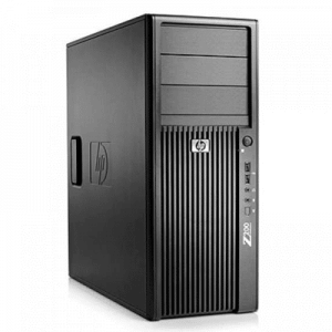 Workstation refurbished HP Z200 MT Intel Core i5-750, 8GB ddr3, 250Gb, Placa video 1Gb, Windows 10 Home