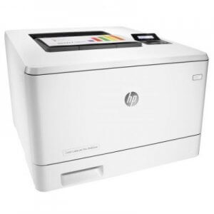 Imprimanta laser color HP Laserjet Pro M452nw, retea si wireless