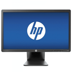 Monitor second hand HP EliteDisplay E201, LED, 20 inch, widescreen, Grad -A