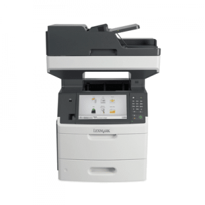 Multifunctionala second hand Lexmark MX711de, 66ppm, duplex, retea