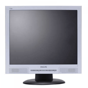Monitor second hand LCD Philips 170A, 17 inch, Grad A