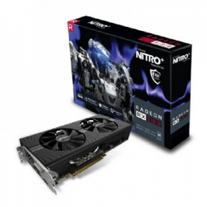 Placa video second hand SAPPHIRE NITRO+ Radeon RX 580 8GB DDR5