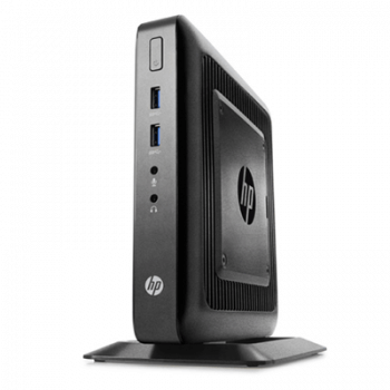 Mini PC second hand HP t520 Thin Client, AMD GX-212JC, 4GB ddr3, 16GB