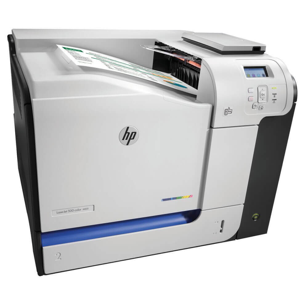 Imprimanta second hand laser HP Color LaserJet Enterprise 500 M551