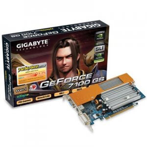 GeForce 7100GS