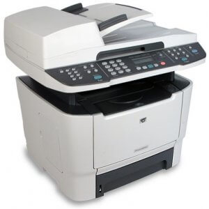 Multifunctionala second hand HP Laserjet M2727nf, cartus suplimentar incarcat 100%