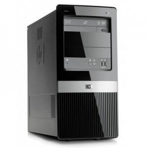 HP Pro 3120 Minitower Core 2 Duo E7500