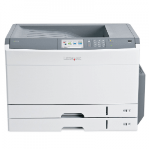 Imprimanta second hand A3 laser color Lexmark C925
