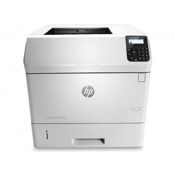 Imprimanta second hand HP LaserJet Enterprise M606dn, 65ppm, retea