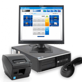 Sistem POS PC HP 8000 Elite