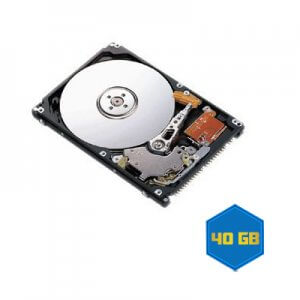 hdd laptop 40GB IDE